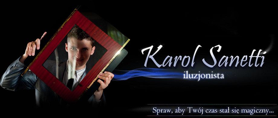 © Karol Sanetti | Pokazy magii, Iluzjonista Warszawa, Olsztyn, Lublin, Białystok | tel. +48 791 92 77 88